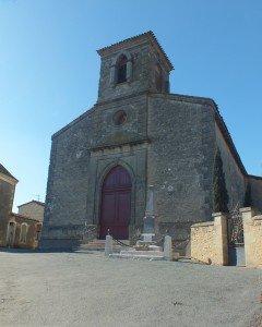 Église Notre-Dame de Montastruc.